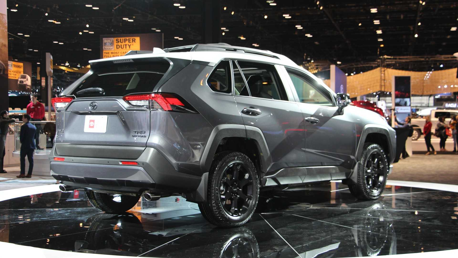 Toyota Rav4 Trd Pro Probably Won T Happen
