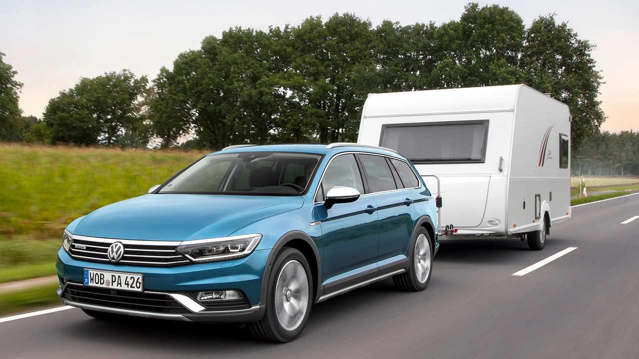 Volkswagen Passat (2014)