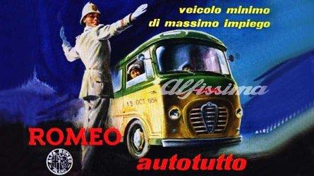 Alfa Romeo Romeo, il nostro multispazio d'epoca