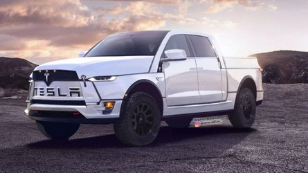 Tesla's Musk Pokes Fun At Ram Trucks