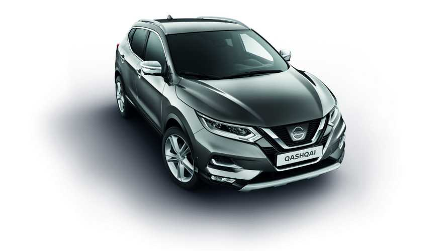 Nissan Qashqai, la N-Motion amplia la gamma