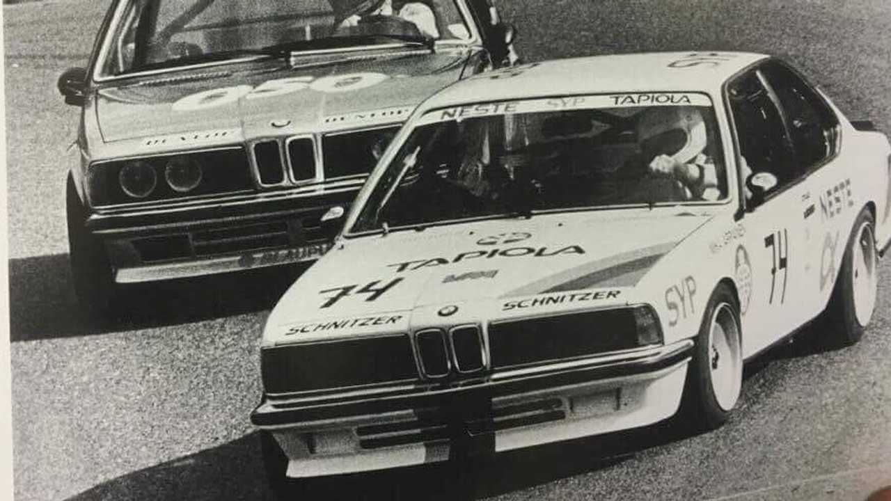 BMW 635 Groupe A 1983