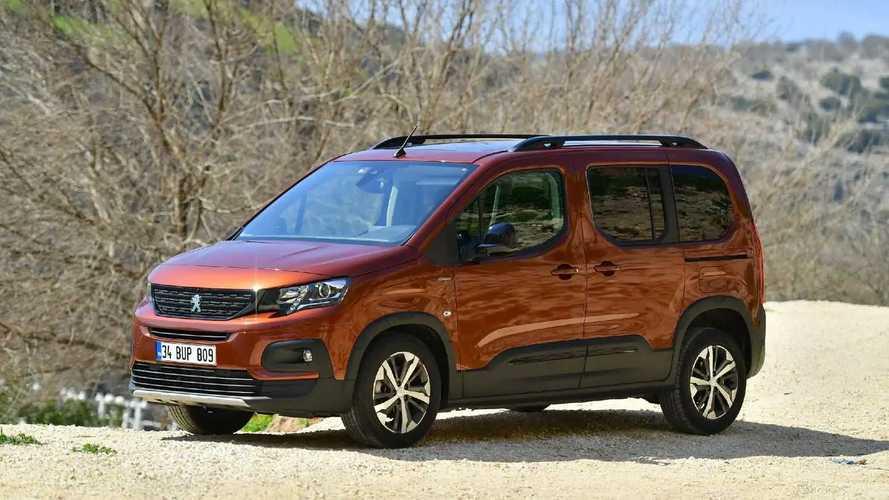 2019 Peugeot Rifter İlk Sürüş: Lüks Ticari