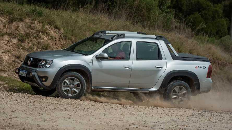 Renault Oroch 4x4 chega ao Chile, mas continua indisponível no Brasil