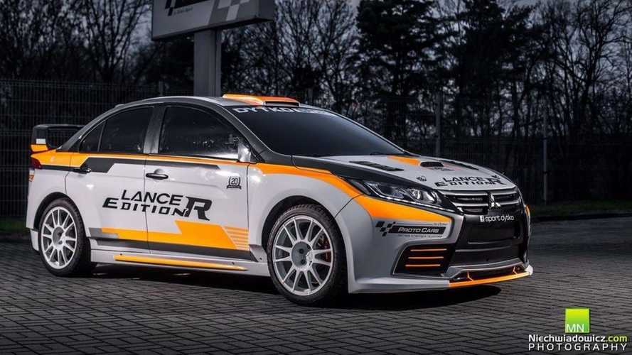 Lancer Edition R is the new Evo Mitsubishi won't build