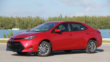 2018 Toyota Corolla XLE Review: Coroll-ing With The Changes