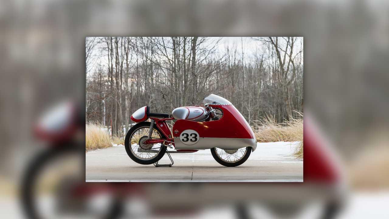 1958 Parilla 250 Gran Sport