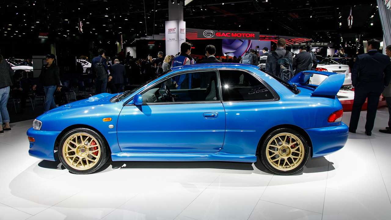 Subaru WRX STI S209 Arrives With 341 HP, Only 200 Coming To