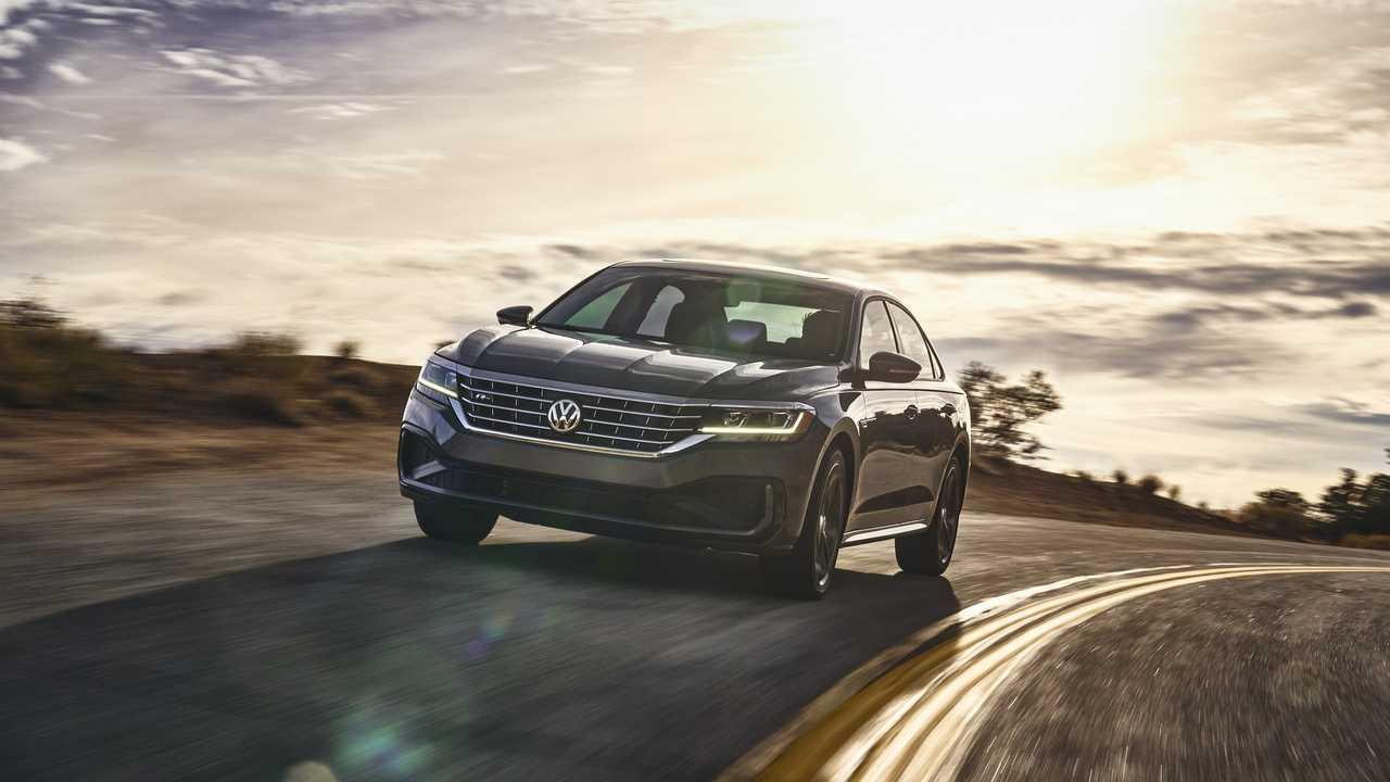2019 VW Passat ABD Versiyonu