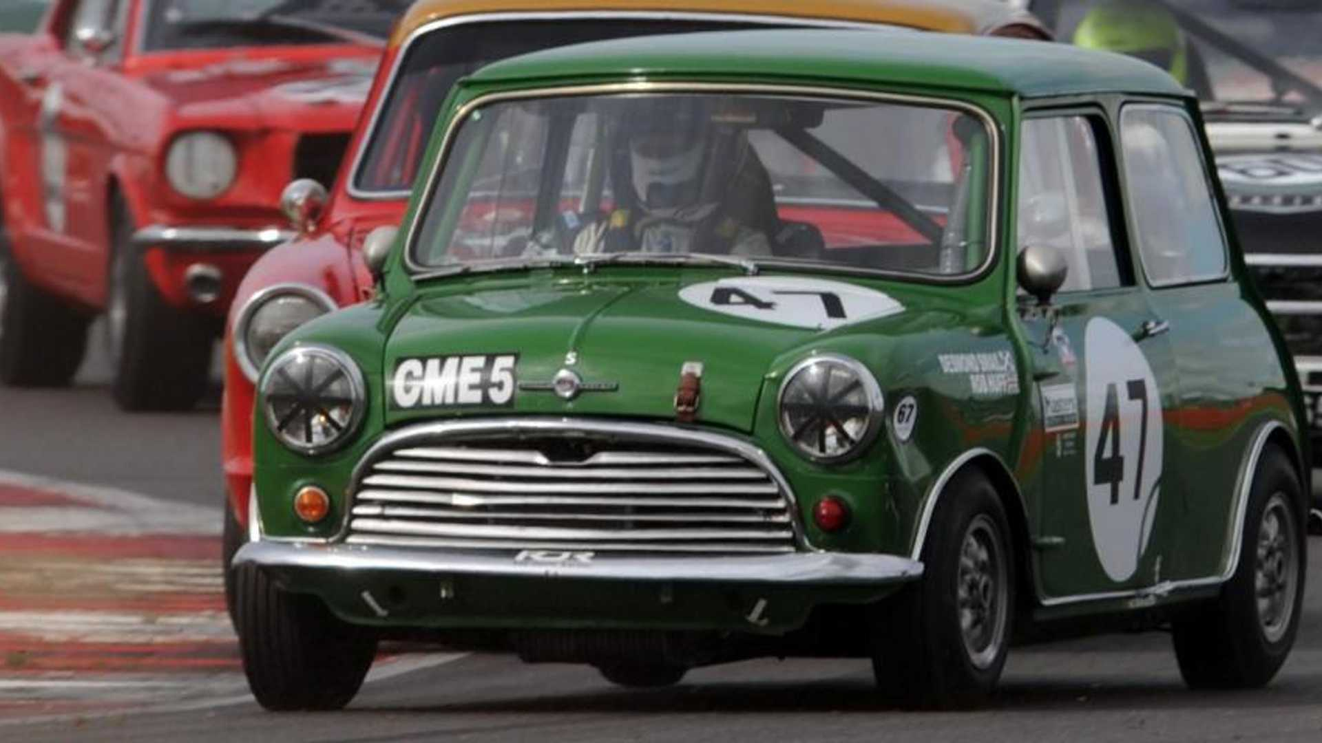 "[""Mini 60th Anniversary Races Coming to Silverstone Classic""]"