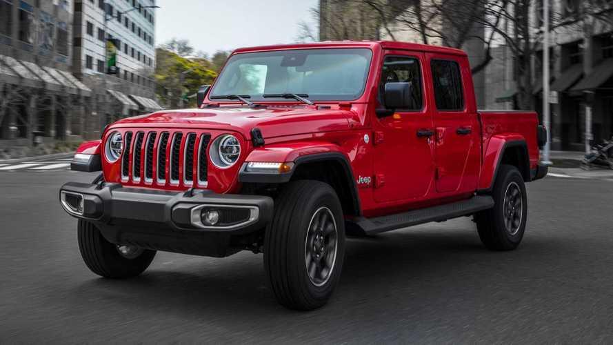 Picape Jeep Gladiator será lançada na Argentina em janeiro; Brasil aguarda
