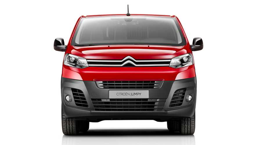 Citroen Jumpy 2019