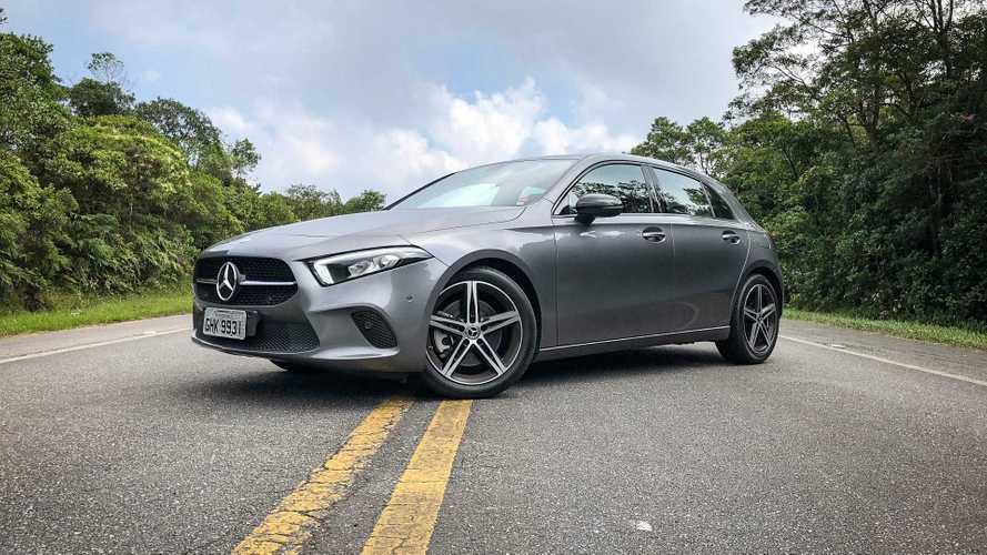 Teste Instrumentado: Novo Mercedes Classe A250 - O futuro dos hatches médios passa por aqui
