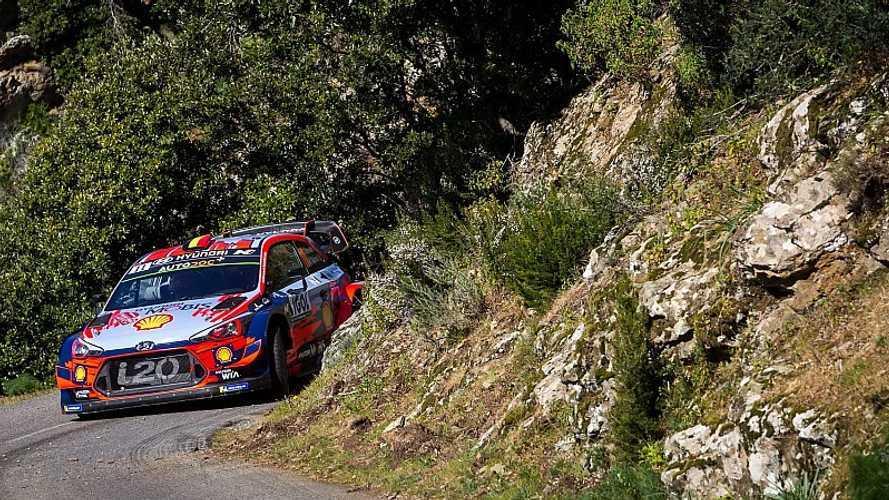 2019 WRC Korsika: Neuville son anda!