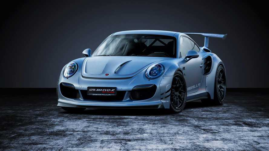 Gemballa Unveils Widebody Porsche 911 Turbo WIth 807 HP