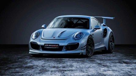 El Porsche 911 Turbo de Gemballa es el deportivo definitivo