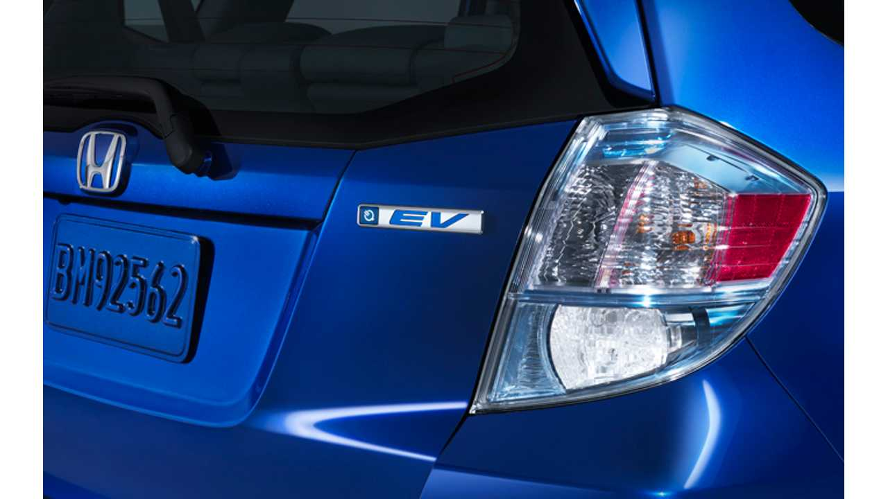 Honda To Deliver 40 Fit EVs Per Month Until Balance Of 1,100 Units Are Sold Off