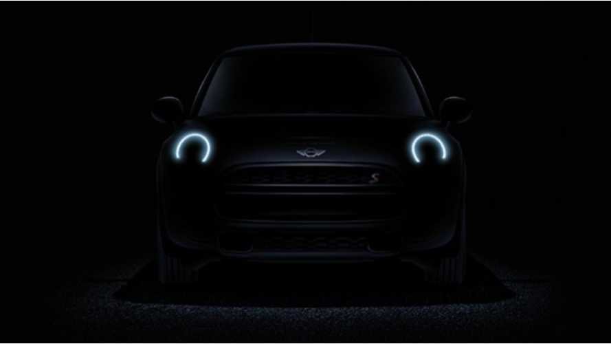 Next-Gen Mini Cooper Teased...Plug-In Version is Coming