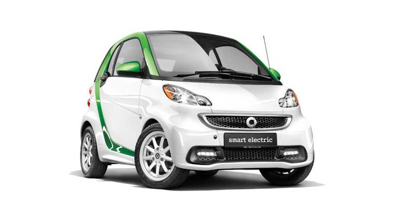 2013 Smart ForTwo Electric Drive From $17,500*2013 Smart ForTwo Open Air Fun (Cabrio From $20,500*)