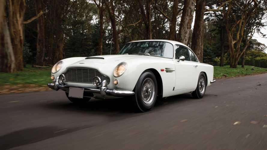 RM Sotheby's 'Evening of Aston Martin' Headlined By Pristine DB5