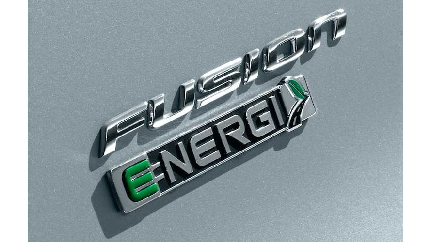 Ford Fusion Energi Priced From $39,495