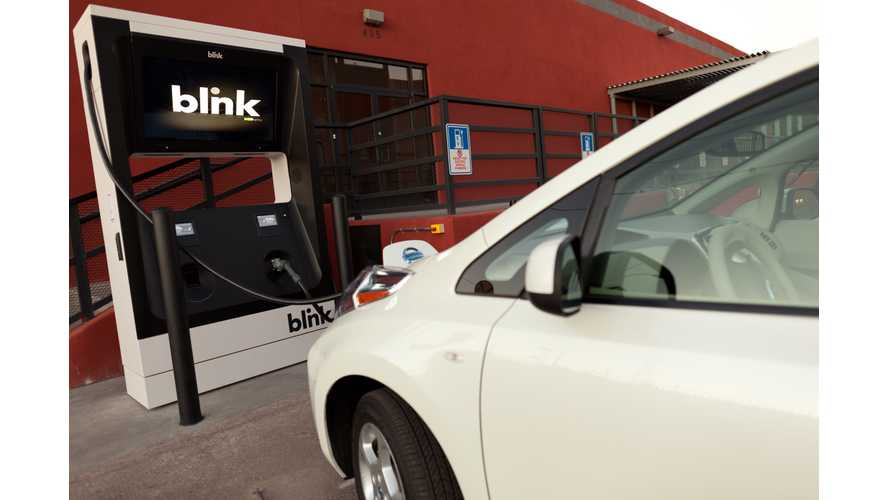 New Partnership Between VW and ECOtality to Provide High-Rate Charger