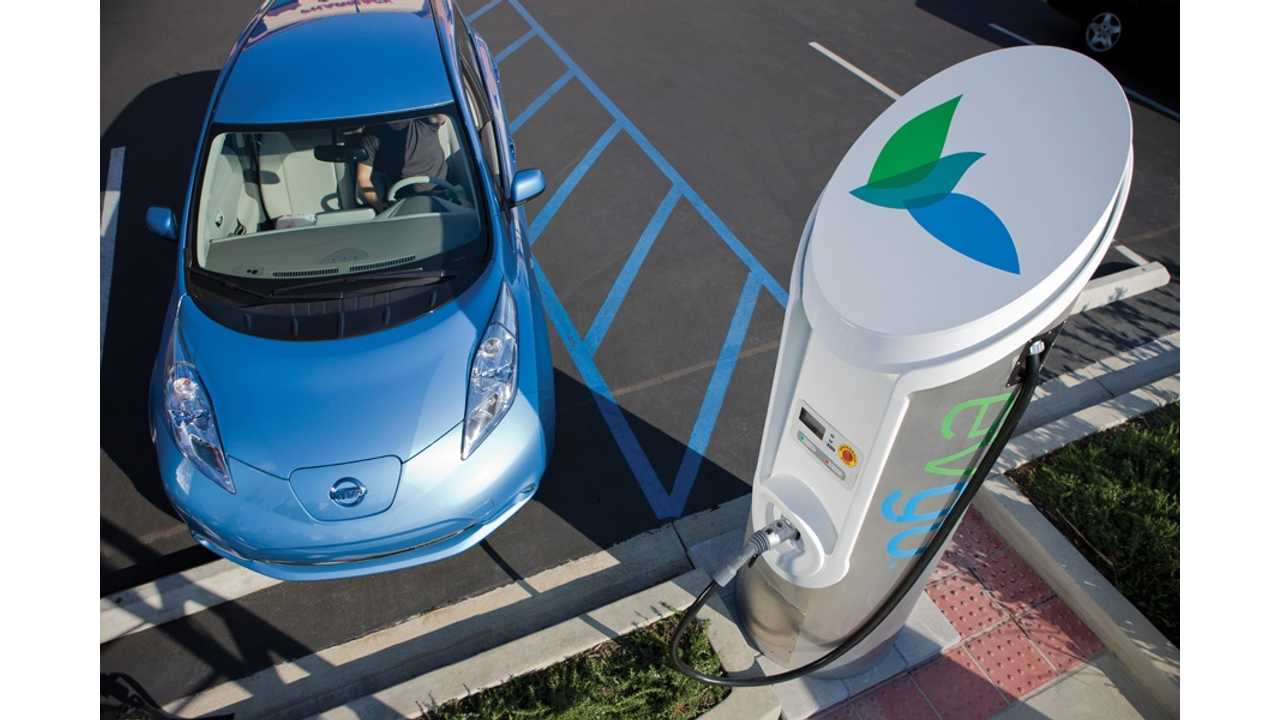 Nissan To Triple US Fast Charging Infrastructure By Adding 500 Units In Next 18 Months