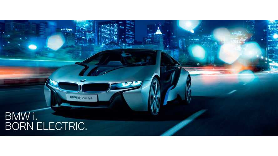 BMW i8 Will BE Priced At Over $125,000 (100,000 Euros)