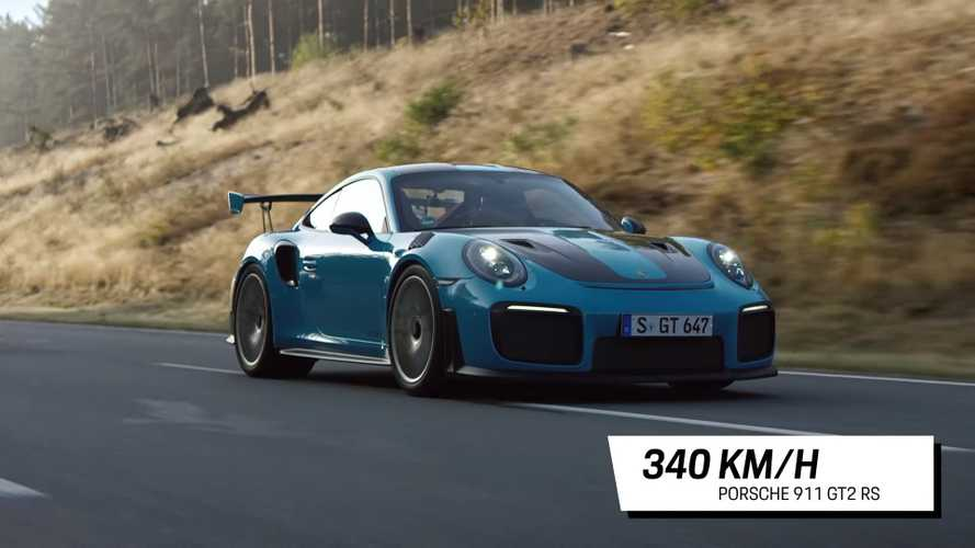 Top 5 Porsche fastest street cars