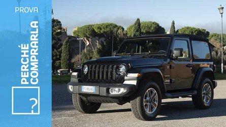 Jeep Wrangler, perché comprarla e... perché no