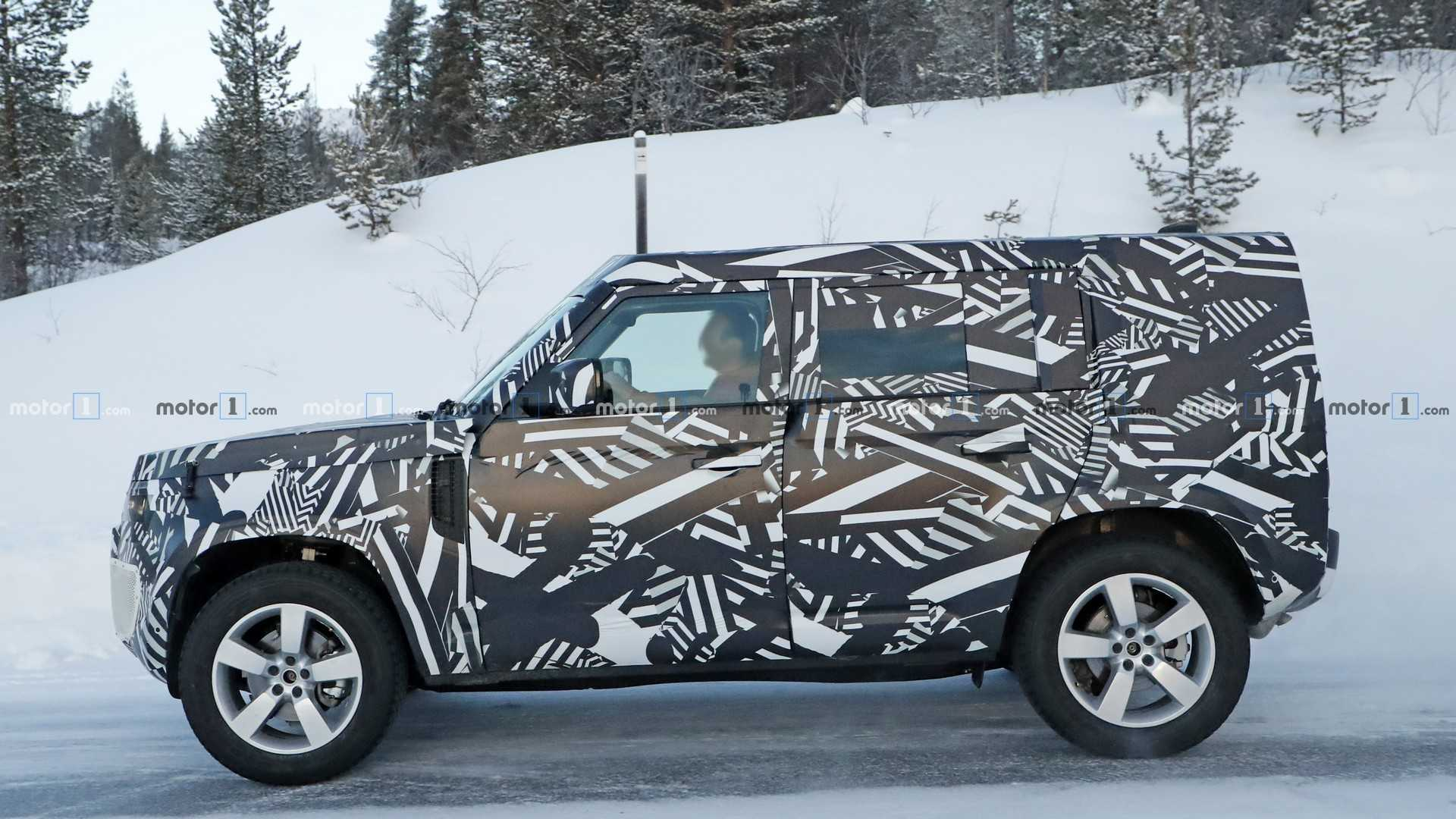 2020 Land Rover Defender: News, Design, Release, Price >> 2020 Land Rover Defender To Be Revealed In September