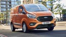 Ford Transit Custom, la prova