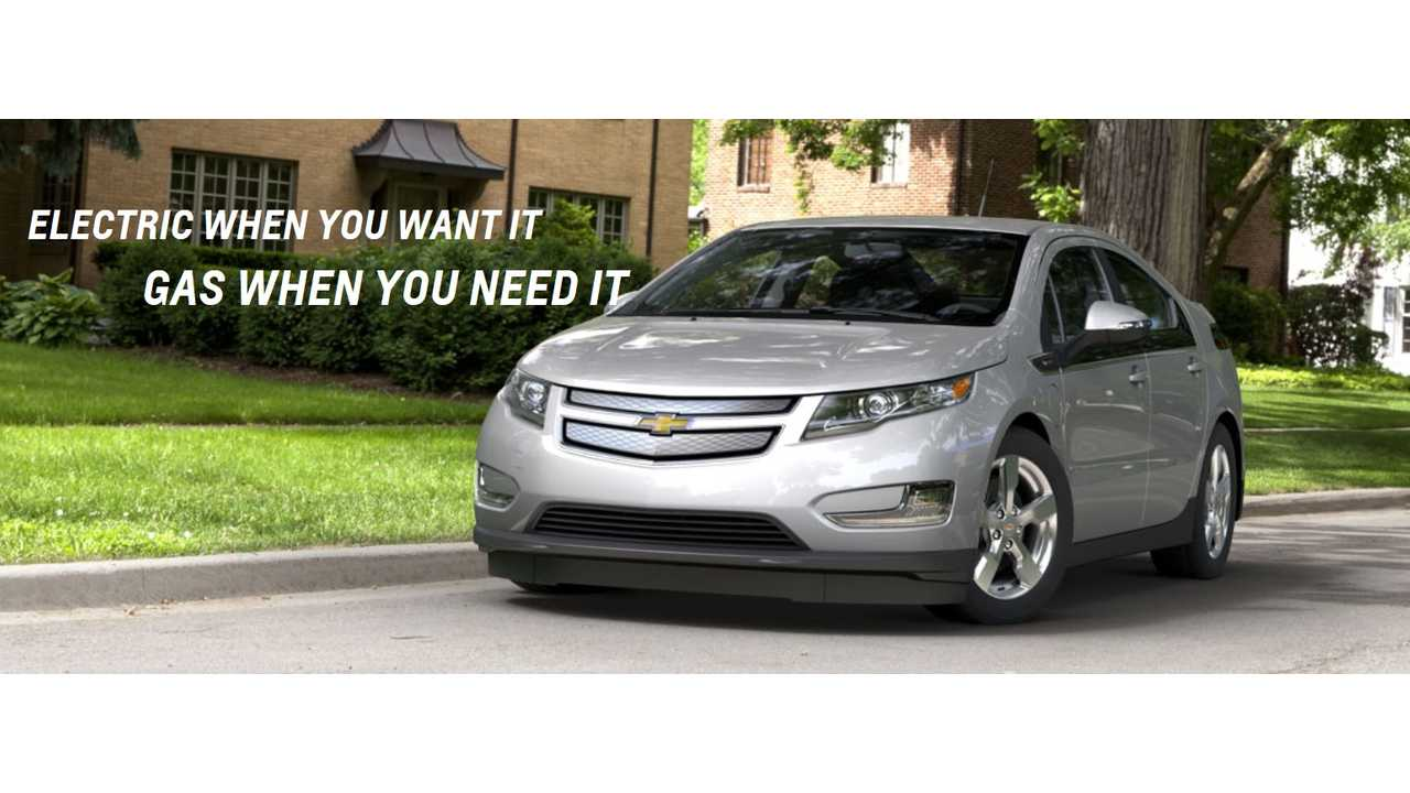 Chevrolet Volt Leads The EREV Revolution