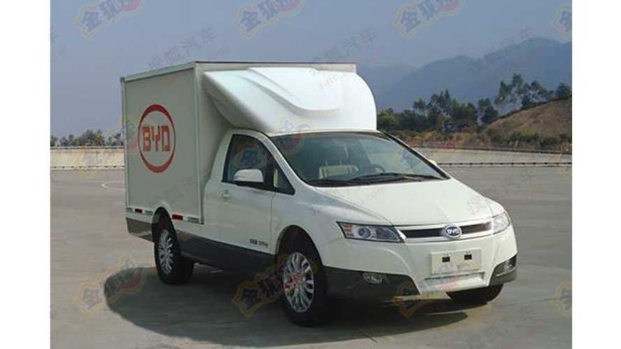Commercial Version of BYD E6 - the T3 in the Works?