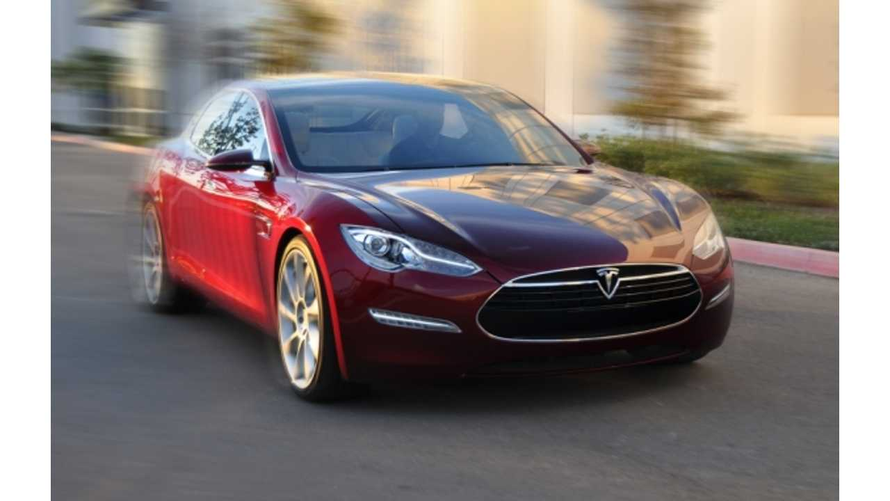 In First Half of 2013, Nearly 1 Out of Every 4 Electric Vehicles Sold in Hawaii Were Tesla Model S Sedans