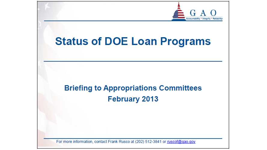 Say What?  DoE Cuts Off $16.6 Billion In Advanced Tech Loans Amidst Obama Proposal Of $2 Billion More