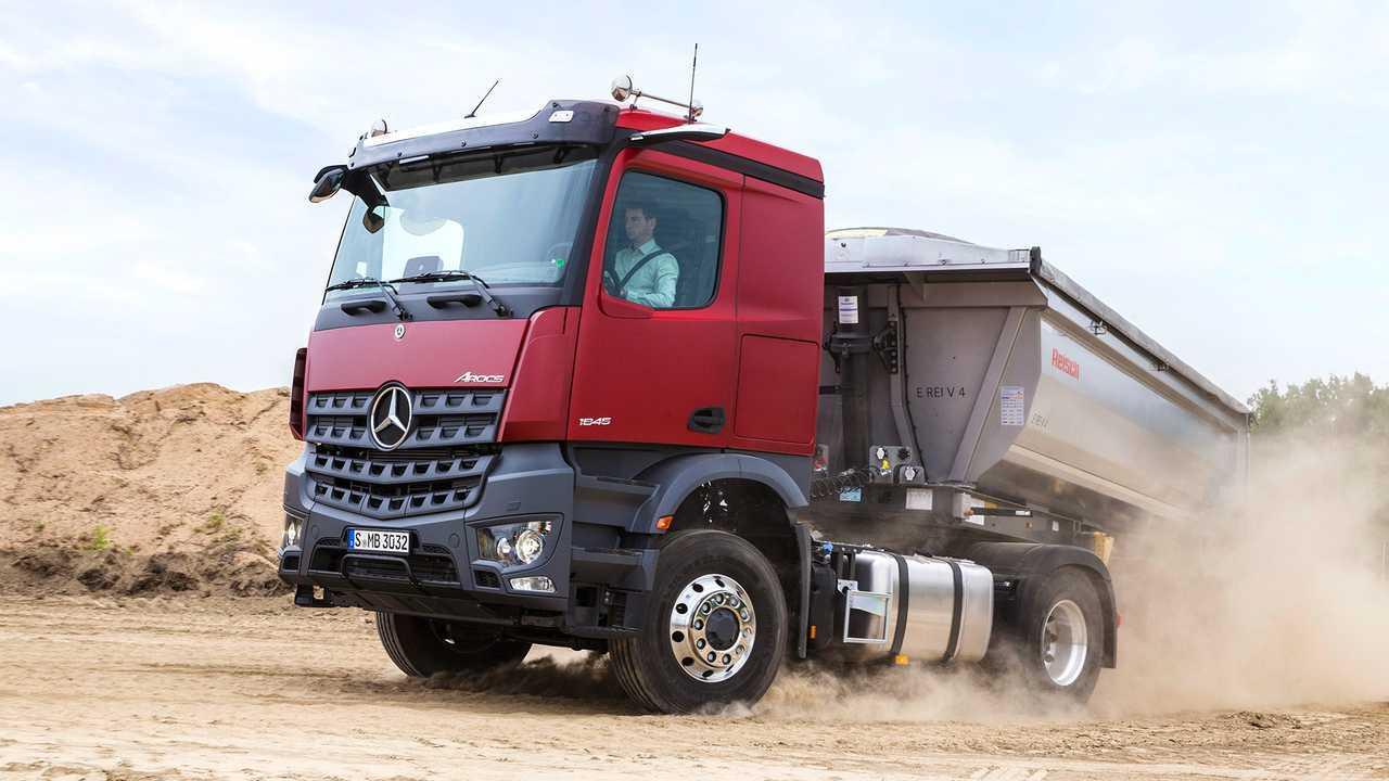Daimler Commercial Vehicles of Bauma 2019