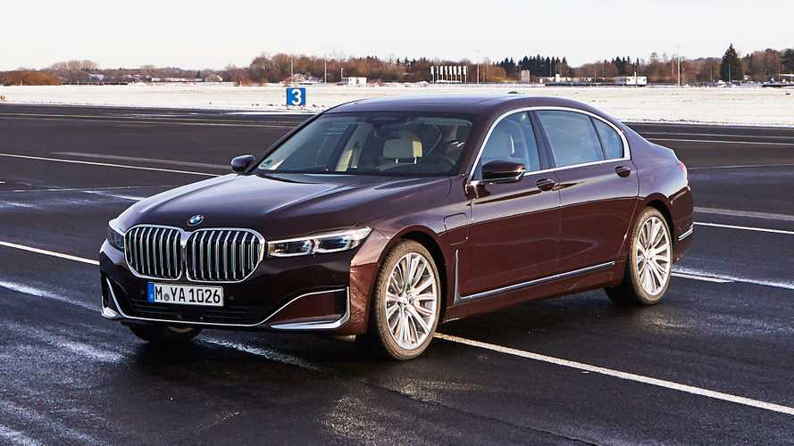 New BMW 7 Series plug-in hybrid launches in spring at £76,815