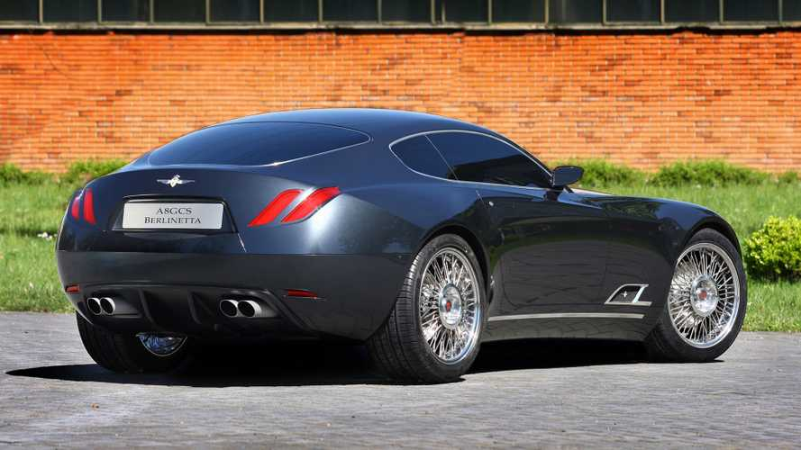 MaseratiA8GCS Berlinetta Touring