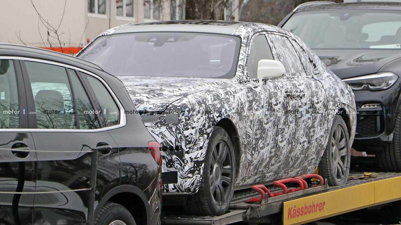 Rolls-Royce Ghost photo espion