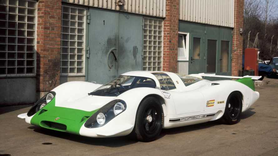 Porsche 914 And 917 Celebrate 50 Years With Exhibitions