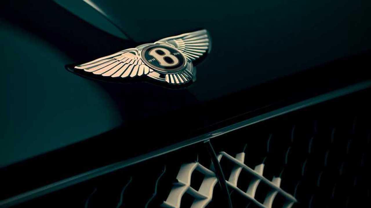 Bentley Centenary Edition Teaser