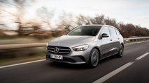 Essai Mercedes Classe B 2019
