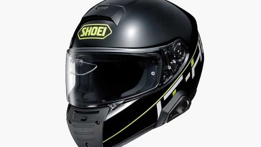 New Shoei HUD Helmet Confirmed For 2020