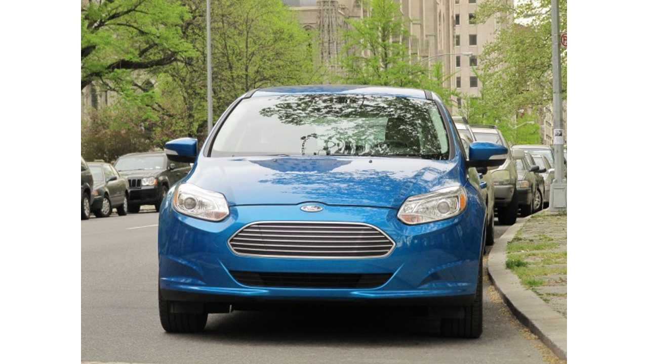Chicago Tribune: Ford to Start Shipping Focus Electric to Dealers This Weekend
