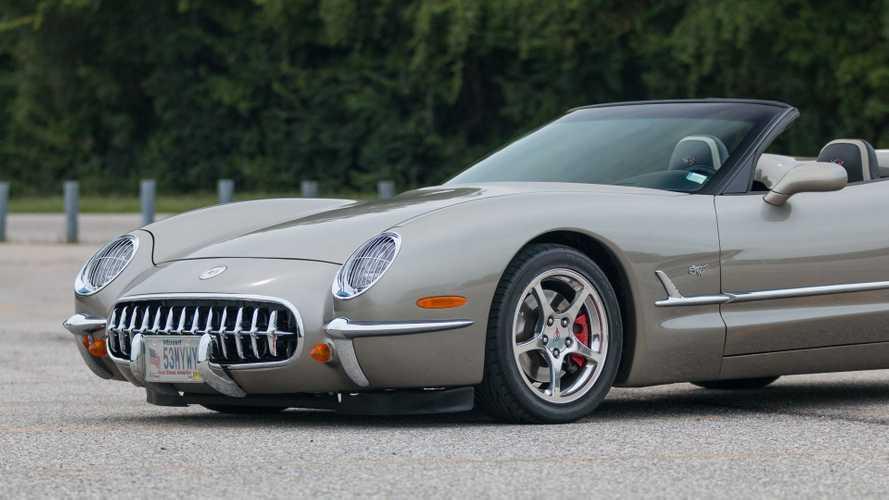 2001 Chevrolet Corvette Commemorative Edition