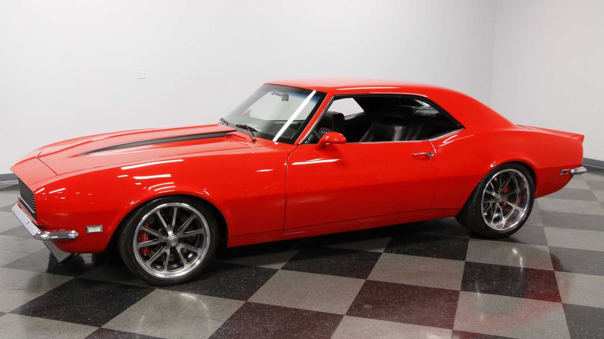 "[""This 1968 Camaro RS Is Both The Beauty And The Beast""]"