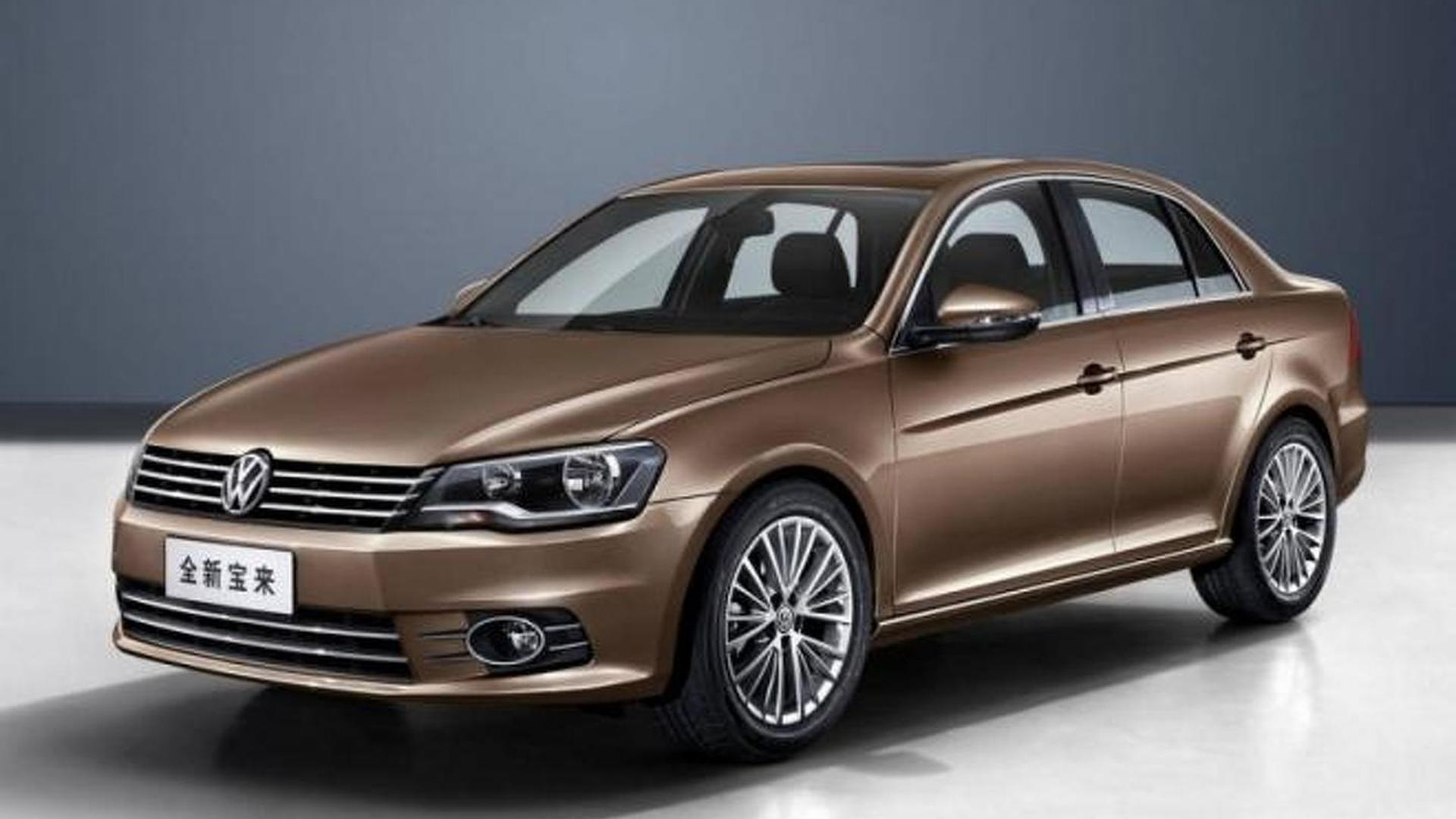 2013 Volkswagen Bora Launched In China Accord Fuse Box