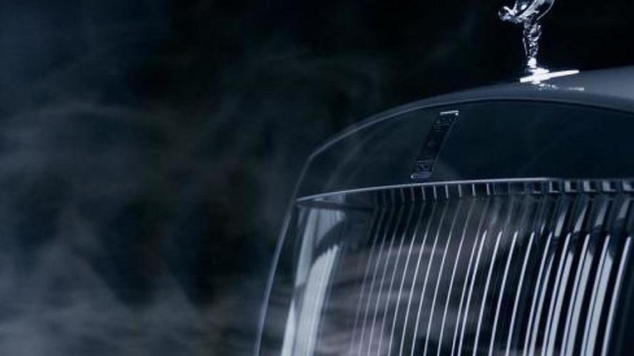 Rolls-Royce continues teasing Wraith