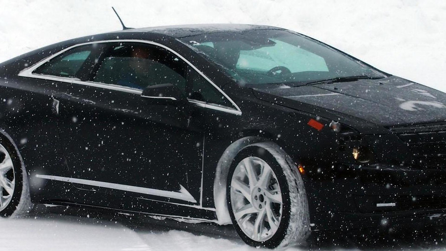 2014 Cadillac ELR still undergoing testing [video]